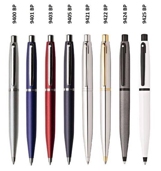 9424 BP Długopis Sheaffer VFM, grafitowe, wykończenia w kolorze czarnym