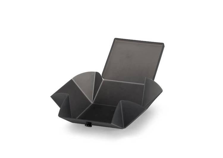 Uhmm Box 02 pudełko na żywność, czarne